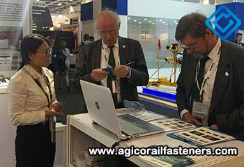 AGICO GROUP Is Attending The Exhibition Of Innotrans 2018