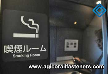 Why Can't You Smoke On High Speed Trains?