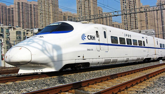 China railway transport