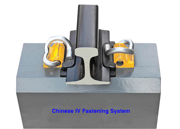 Chinese IV fastening system