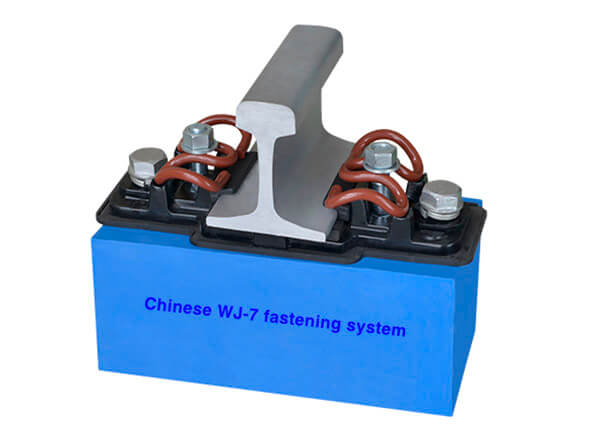 Chinese WJ-7 fastening system