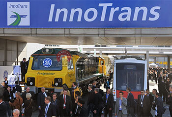 AGICO Will Attend The Eleventh InnoTrans—The World's Leading Trade Fair for Transport Technology