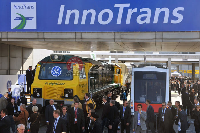 innotrans exhibition