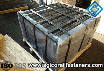 AREMA 115RE Fishplate and 132RE Rail Joint Packing Methods Details