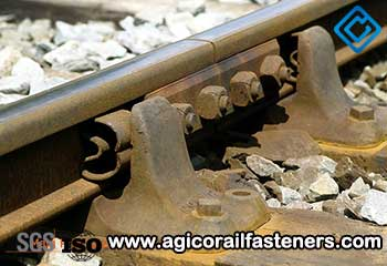 Main Principles and Several Types of Rail Spike Corrosion