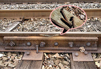 Rail Spike Corrosion Analysis and Protection