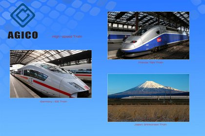 The Turnout of High-Speed Railway in Foreign Countries Ⅰ