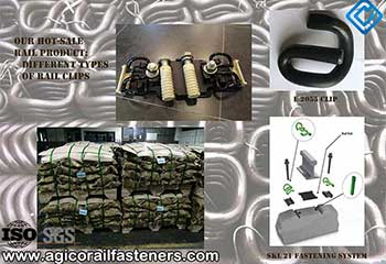 Types Of Rail Clips In Hot Selling, Which One Do You Need?