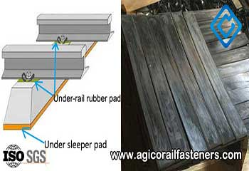 Why We Need Under Sleeper Pads For Railroad Track